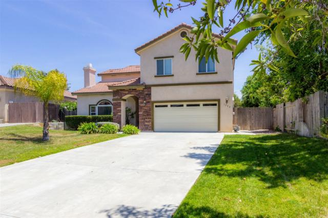 1752 Dancer Pl, Escondido, CA 92026 (#180053071) :: Ghio Panissidi & Associates