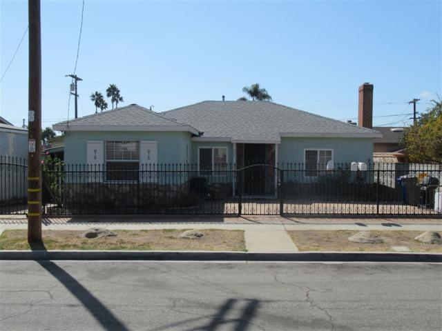428 F Ave, National City, CA 91950 (#180053111) :: Whissel Realty