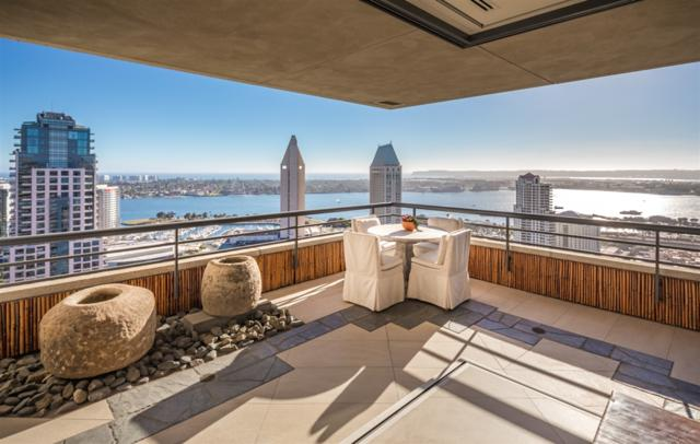 700 Front St #2602, San Diego, CA 92101 (#180053147) :: Neuman & Neuman Real Estate Inc.