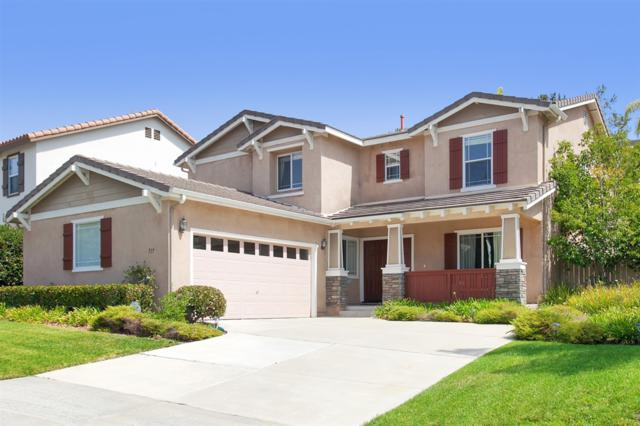 717 Via De Plata, San Marcos, CA 92069 (#180053165) :: Welcome to San Diego Real Estate