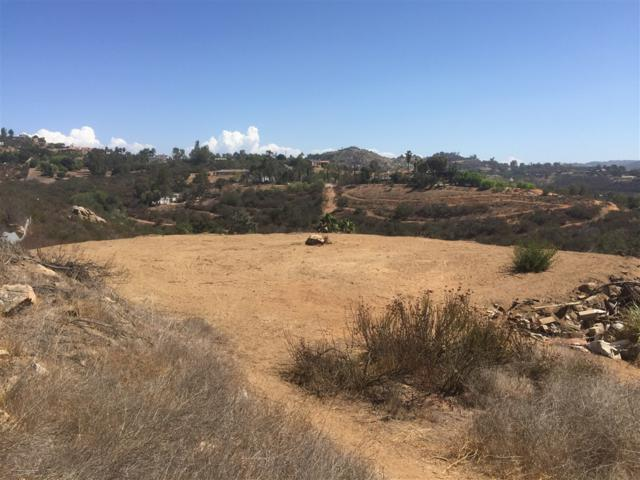 3.19 Acres On Double K Rd #3, Valley Center, CA 92082 (#180053236) :: Ghio Panissidi & Associates