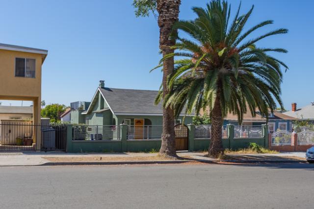 2575 K, San Diego, CA 92102 (#180053262) :: KRC Realty Services