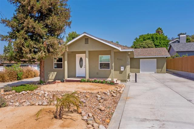 4399 Dale Ave, La Mesa, CA 91941 (#180053309) :: Neuman & Neuman Real Estate Inc.
