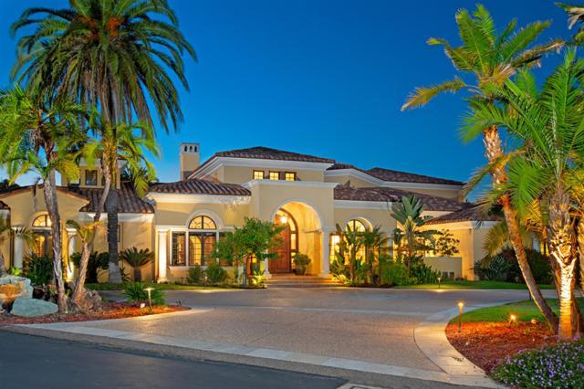 8036 Camino De Arriba, Rancho Santa Fe, CA 92067 (#180053316) :: Coldwell Banker Residential Brokerage