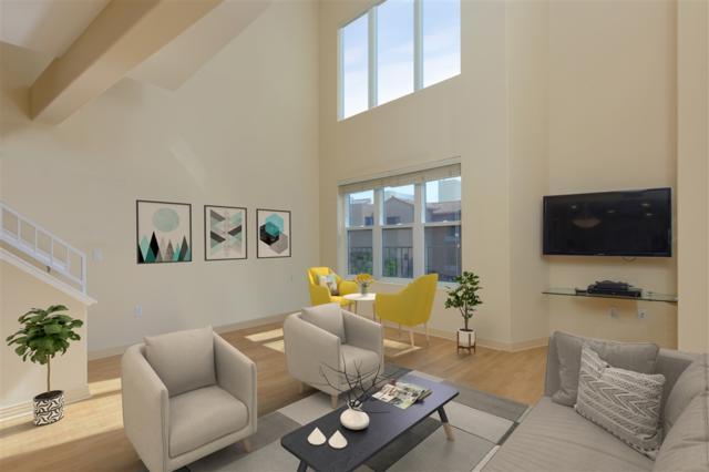 301 W G Street #413, San Diego, CA 92101 (#180053359) :: Ghio Panissidi & Associates