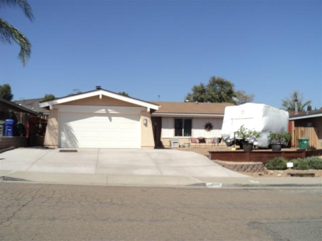 9448 Leticia Drive, Santee, CA 92071 (#180053369) :: The Najar Group