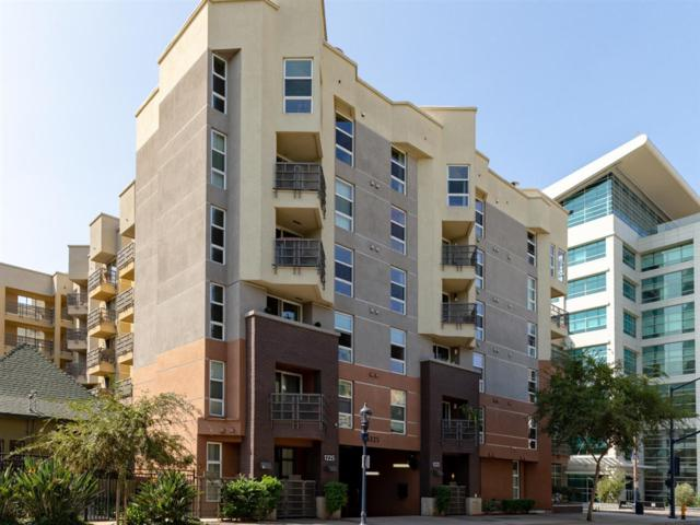 1225 Island Ave #410, San Diego, CA 92101 (#180053553) :: Keller Williams - Triolo Realty Group