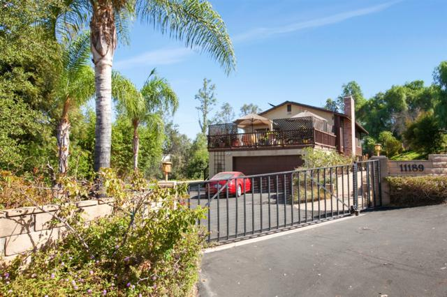 11189 Valle Vista Rd, Lakeside, CA 92040 (#180053598) :: Whissel Realty