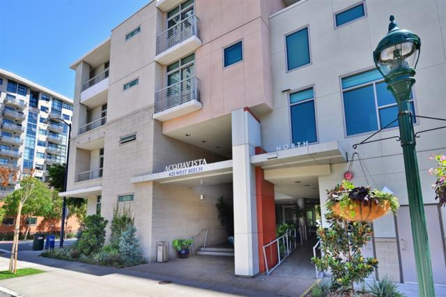 425 Beech Street #624, San Diego, CA 92101 (#180053600) :: Keller Williams - Triolo Realty Group
