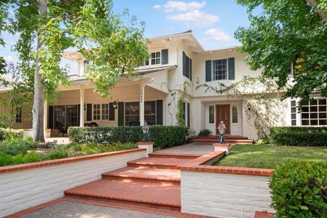 16620 Rambla De Las Flores, Rancho Santa Fe, CA 92067 (#180053667) :: Keller Williams - Triolo Realty Group