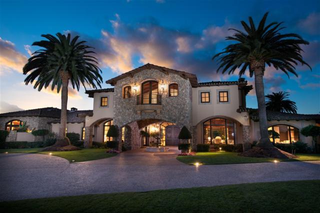 6306 El Apajo, Rancho Santa Fe, CA 92067 (#180053823) :: Coldwell Banker Residential Brokerage