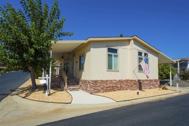 525 W El Norte Pkwy #241, Escondido, CA 92026 (#180054007) :: Heller The Home Seller