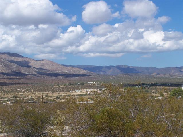0 Broken Cinch Trail #380, Julian, CA 92036 (#180054040) :: Douglas Elliman - Ruth Pugh Group
