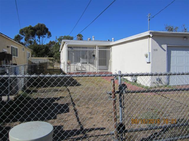 3918 Hilltop Dr, San Diego, CA 92102 (#180054081) :: Keller Williams - Triolo Realty Group