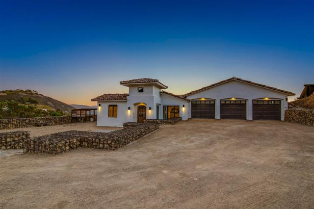 2050 Golden Eagle Trl, Elfin Forest, CA 92078 (#180054205) :: Keller Williams - Triolo Realty Group