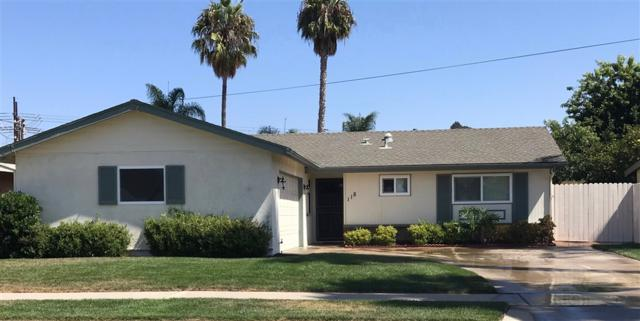 118 Frontier Drive, Oceanside, CA 92054 (#180054379) :: The Yarbrough Group