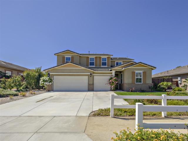 5599 Spanish Horse, Oceanside, CA 92057 (#180054381) :: Keller Williams - Triolo Realty Group
