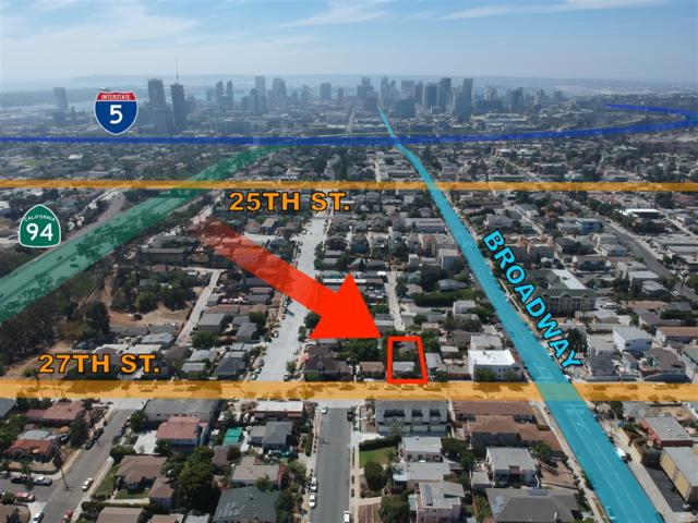 924/926 27th Street, San Diego, CA 92102 (#180054611) :: KRC Realty Services
