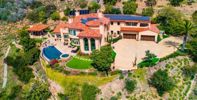 8318 Via Dora, Rancho Santa Fe, CA 92067 (#180054726) :: Welcome to San Diego Real Estate