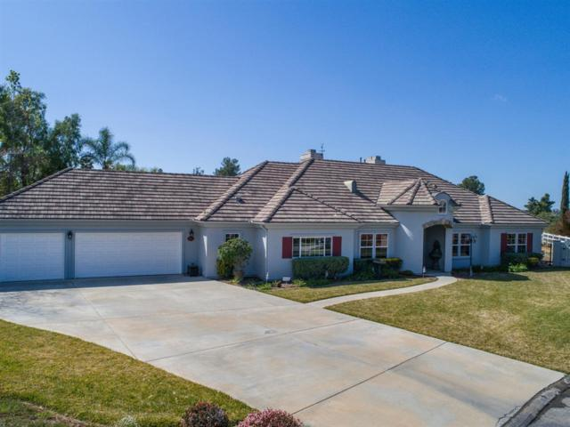 1337 Meredith Rd, Fallbrook, CA 92028 (#180054925) :: The Houston Team | Compass