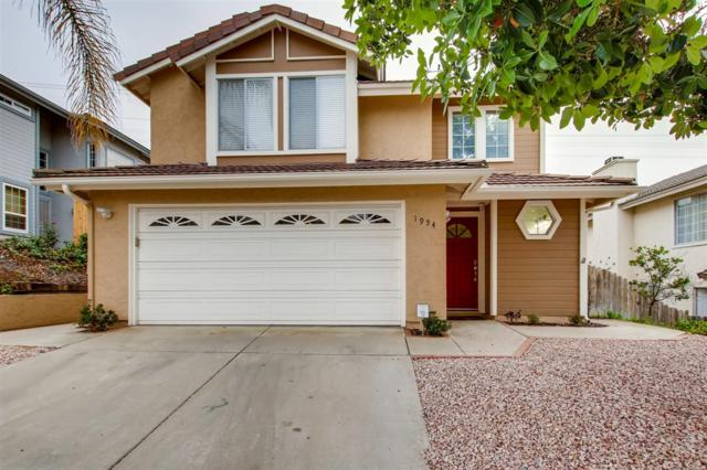 1954 Tecate Gln, Escondido, CA 92029 (#180054931) :: The Yarbrough Group