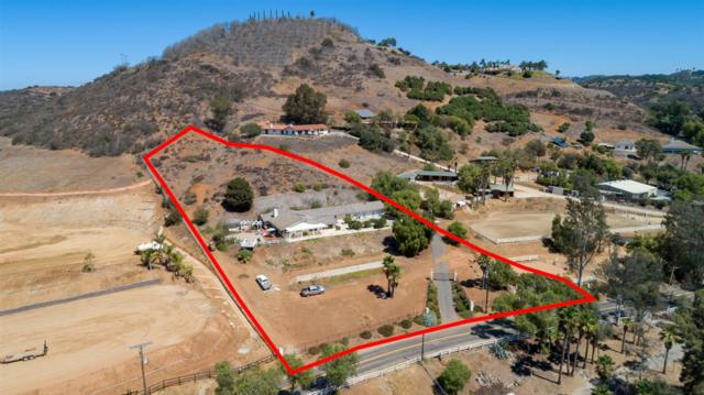 1020 Little Gopher Canyon Rd, Bonsall, CA 92084 (#180055217) :: The Yarbrough Group