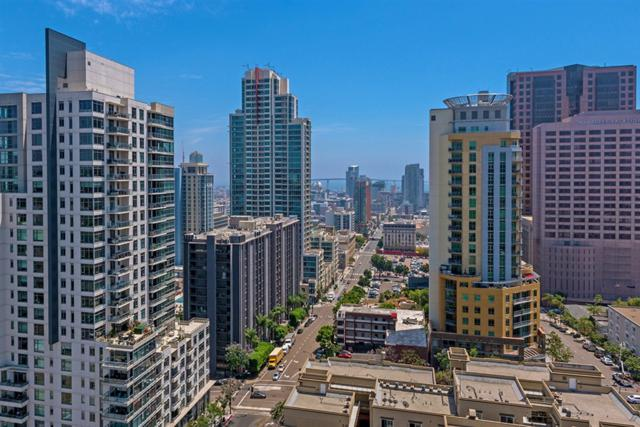 850 Beech Street #1802, San Diego, CA 92101 (#180055282) :: The Yarbrough Group