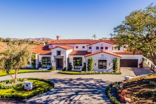 6139 Calle Camposeco, Rancho Santa Fe, CA 92067 (#180055317) :: Neuman & Neuman Real Estate Inc.