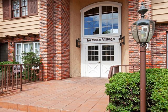 8150 Lemon Ave #106, La Mesa, CA 91941 (#180055355) :: Keller Williams - Triolo Realty Group