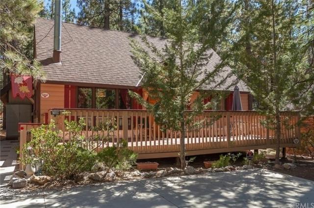 41489 Comstock Lane, Big Bear Lake, CA 92315 (#180055627) :: Whissel Realty