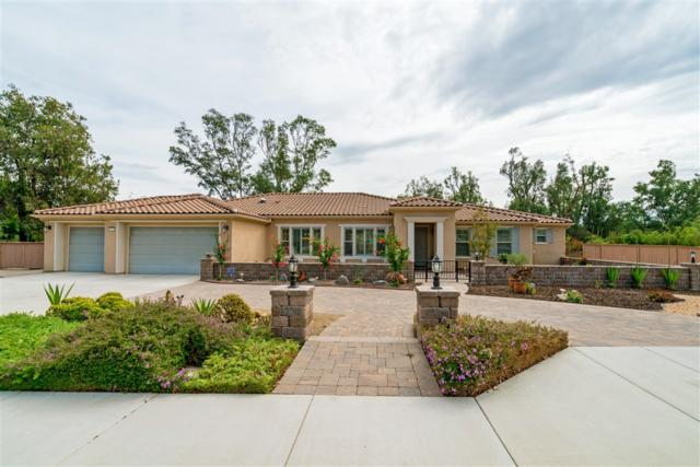 2054 Hamilton Pl, Escondido, CA 92029 (#180055817) :: Douglas Elliman - Ruth Pugh Group