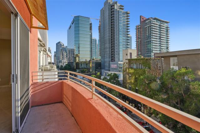 1501 India St #504, San Diego, CA 92101 (#180055849) :: Jacobo Realty Group