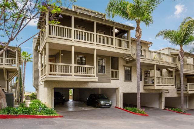 3961 Hortensia St H7, San Diego, CA 92110 (#180055895) :: KRC Realty Services