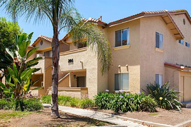 206 Woodland Pkwy #225, San Marcos, CA 92069 (#180056010) :: Heller The Home Seller