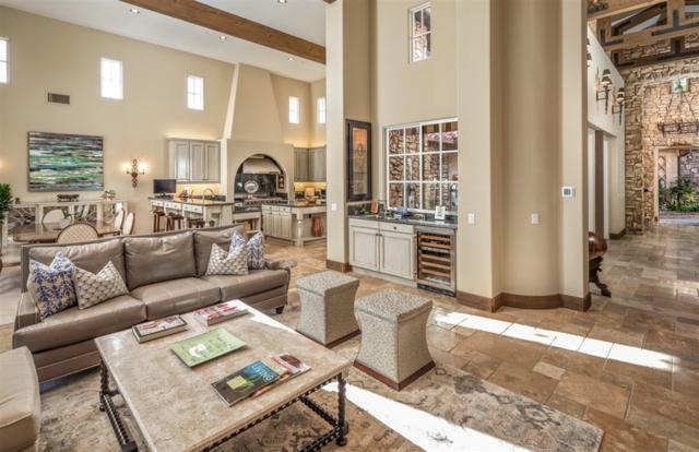 18564 Corte Fresco, Rancho Santa Fe, CA 92091 (#180056039) :: Neuman & Neuman Real Estate Inc.
