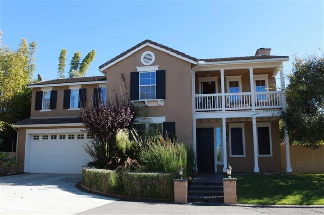 343 Palm Canyon Dr, Vista, CA 92083 (#180056156) :: Keller Williams - Triolo Realty Group