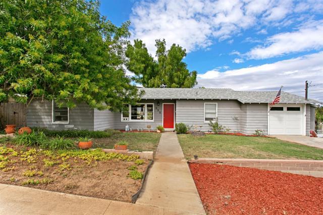 335 W Alvarado, Fallbrook, CA 92028 (#180056175) :: Coldwell Banker Residential Brokerage