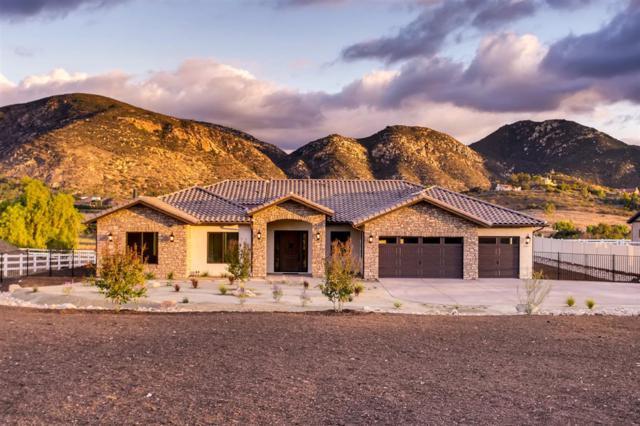 9753 Valley Ranch Rd., El Cajon, CA 92021 (#180056274) :: Coldwell Banker Residential Brokerage