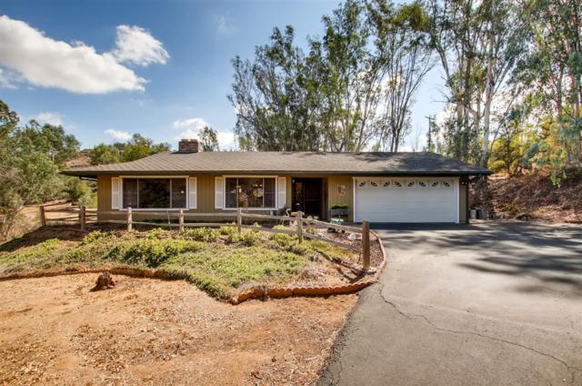 11606 Johnson Lake Rd, Lakeside, CA 92040 (#180056350) :: Welcome to San Diego Real Estate