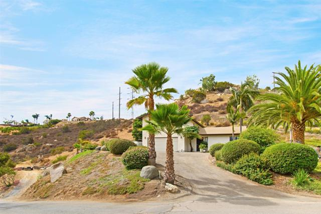 12119 Serena Rd, Lakeside, CA 92040 (#180056414) :: Whissel Realty