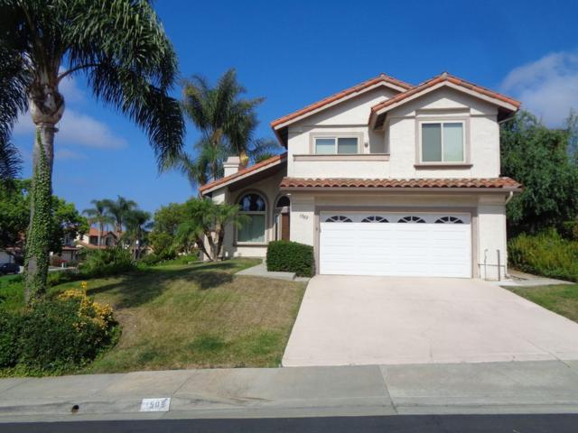 1502 Madrid Drive, Vista, CA 92081 (#180056416) :: Heller The Home Seller