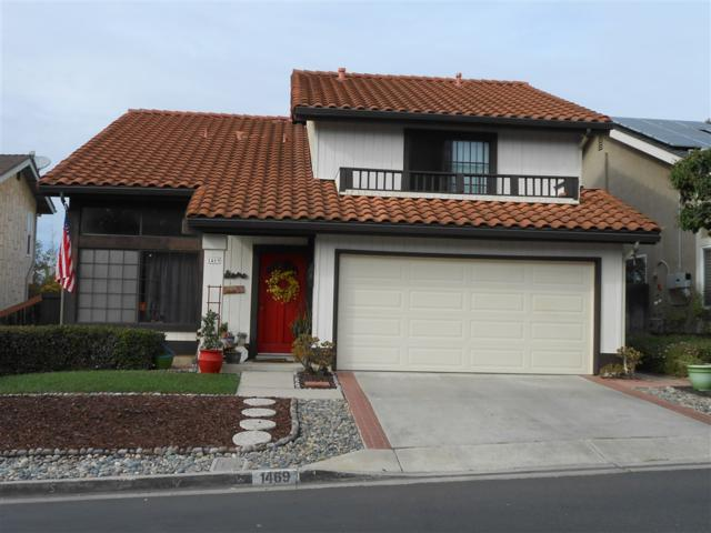 1469 Flair Encinitas Drive, Encinitas, CA 92024 (#180056471) :: Neuman & Neuman Real Estate Inc.