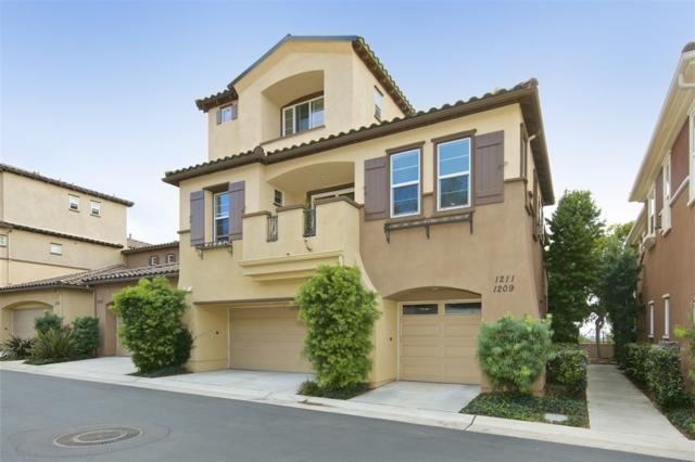 1211 Highbluff Ave., San Marcos, CA 92078 (#180056514) :: Keller Williams - Triolo Realty Group