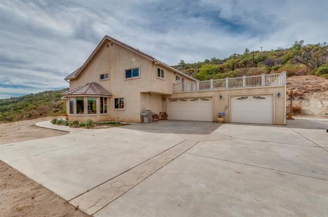 10194 Oak Grove Dr, Descanso, CA 91916 (#180056538) :: COMPASS