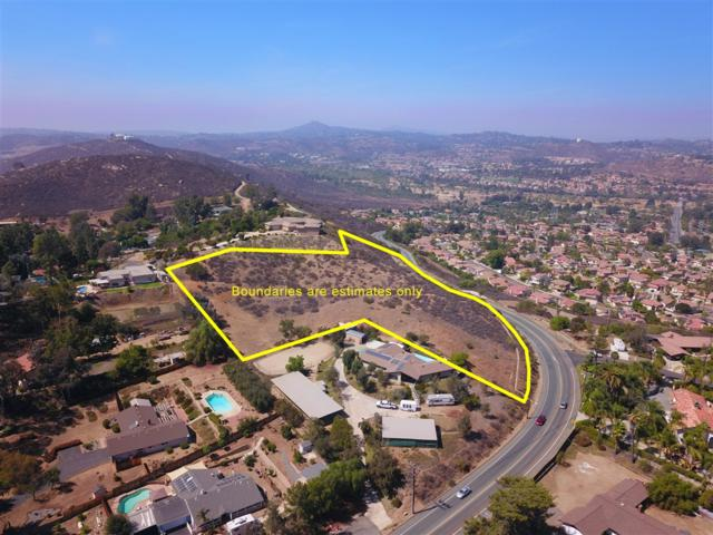 0000 Steele Canyon Rd #00, Spring Valley, CA 91978 (#180056564) :: Whissel Realty