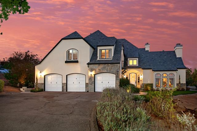 2009 Corte Madeira, Alpine, CA 91901 (#180056568) :: Neuman & Neuman Real Estate Inc.