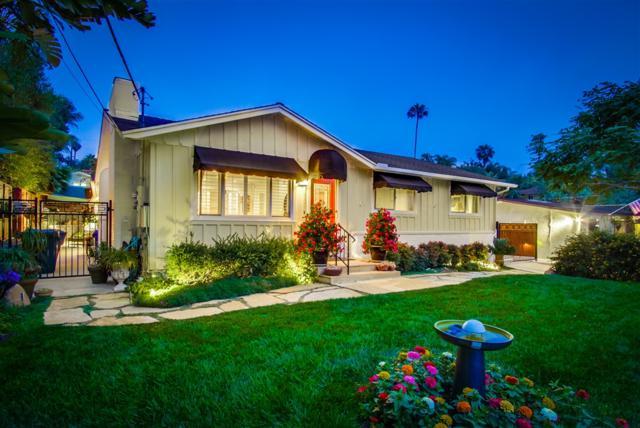 809 Eugenie, Encinitas, CA 92024 (#180056643) :: Neuman & Neuman Real Estate Inc.