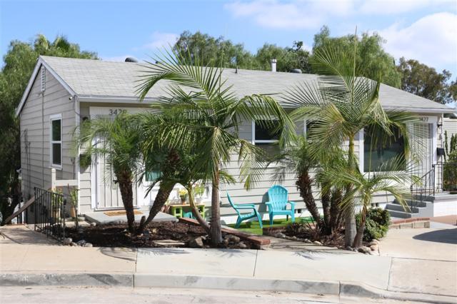 3427 - 29 Georgia Street, San Diego, CA 92103 (#180056682) :: Keller Williams - Triolo Realty Group
