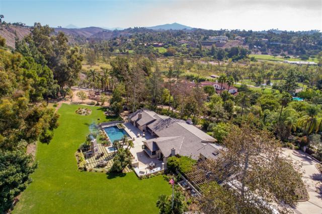 16450 Via A La Casa, Rancho Santa Fe, CA 92067 (#180056756) :: KRC Realty Services