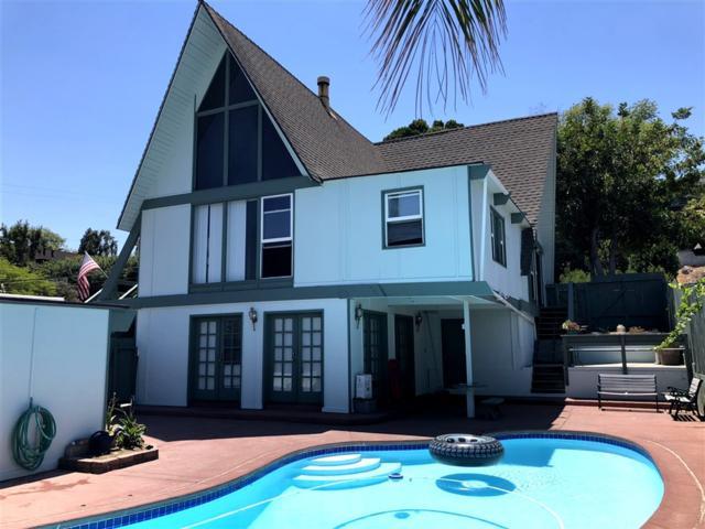 1490 Partridge Ave, El Cajon, CA 92020 (#180056784) :: KRC Realty Services